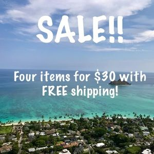 Other - Clearing out my closet sale!